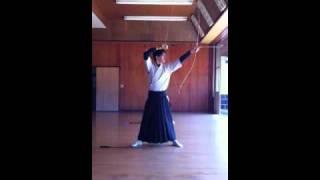 "Japanese archery""KYUDO"""