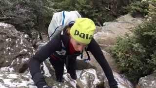 Hiking Caps Ridge Trail, Mount Jefferson | White Mountains New Hampshire