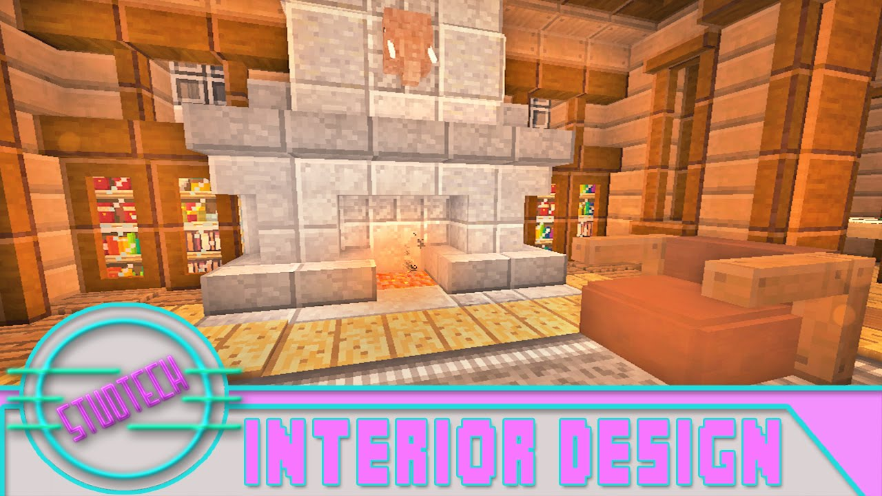 modded minecraft awesome interior house designs studtech ep16