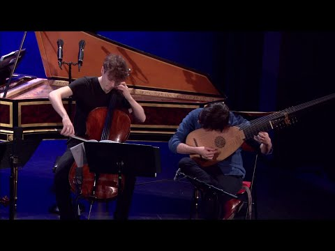 Vivaldi : concerto pour violoncelle en sol mineur - adagio (Bruno Philippe / Thomas Dunford)