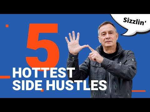 5 Side Hustles That Are Hot Right Now (With INCREDIBLE Income Potential)
