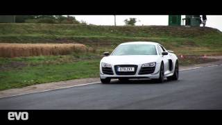 Audi R8 LMS 2011 Videos