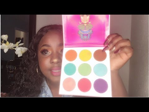 ZULU PALETTE (Juvia's Place) Review & Tutorial