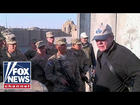 The untold story of General Jack Keane