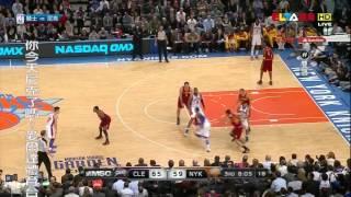 jeremy lin highlights new york knicks vs cleveland cavaliers