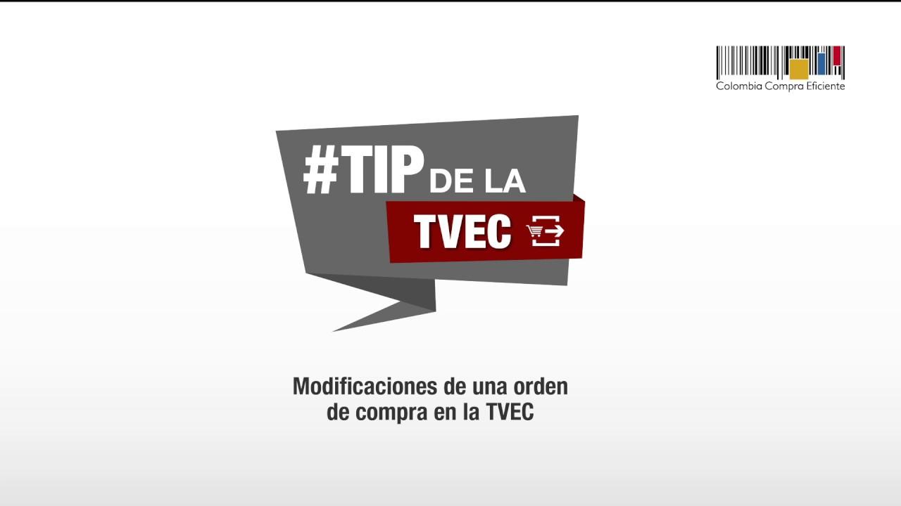 84d61ec75fbfc Cómo realizar una modificación a una orden de compra en la Tienda Virtual  del Estado Colombiano