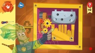 Как починить музыкальную шкатулку | Фиксики Инструменты | Fixiki NEW | HD