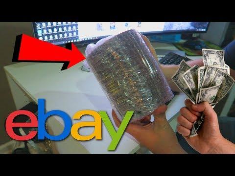 100 Random Games DVD's & CD's On Ebay For $20! Get Rich Quick?