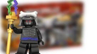 Lego Ninjago: Garmadon's Dark Fortress Set Review