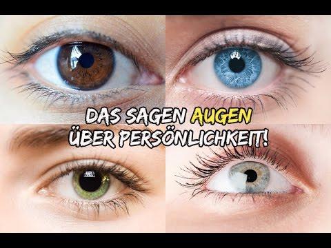 Das sagt deine Augenfarbe über deine Persönlichkeit aus.