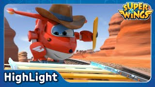 The Super Seven (USA) | SuperWings Highlight | S2 EP21