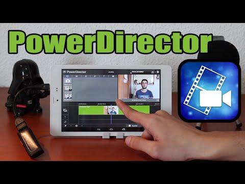 PowerDirector: la mejor aplicación para editar vídeos en Android a fondo