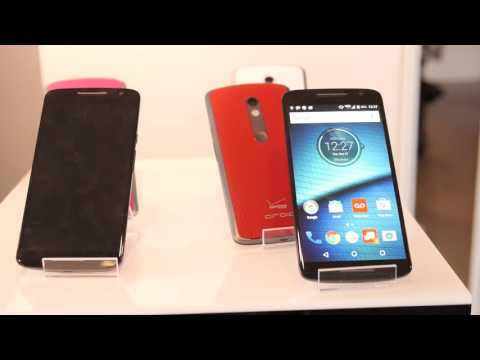 Motorola DROID MAXX 2 hands-on