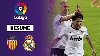 Résumé : Le Real Madrid sombre à Valence