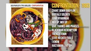 Bob Marley Confrontation - 1983