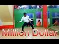 Million Dollar | Official Song | Fazilpuria & Lauren Gottlieb | Rossh ||| GDN