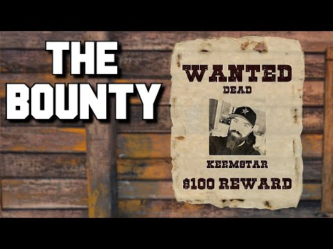 HUNTING for KEEMSTAR in RUST!