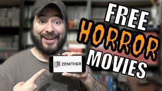 Top 20 HORROR Movies To Watch FREE on Zenither!