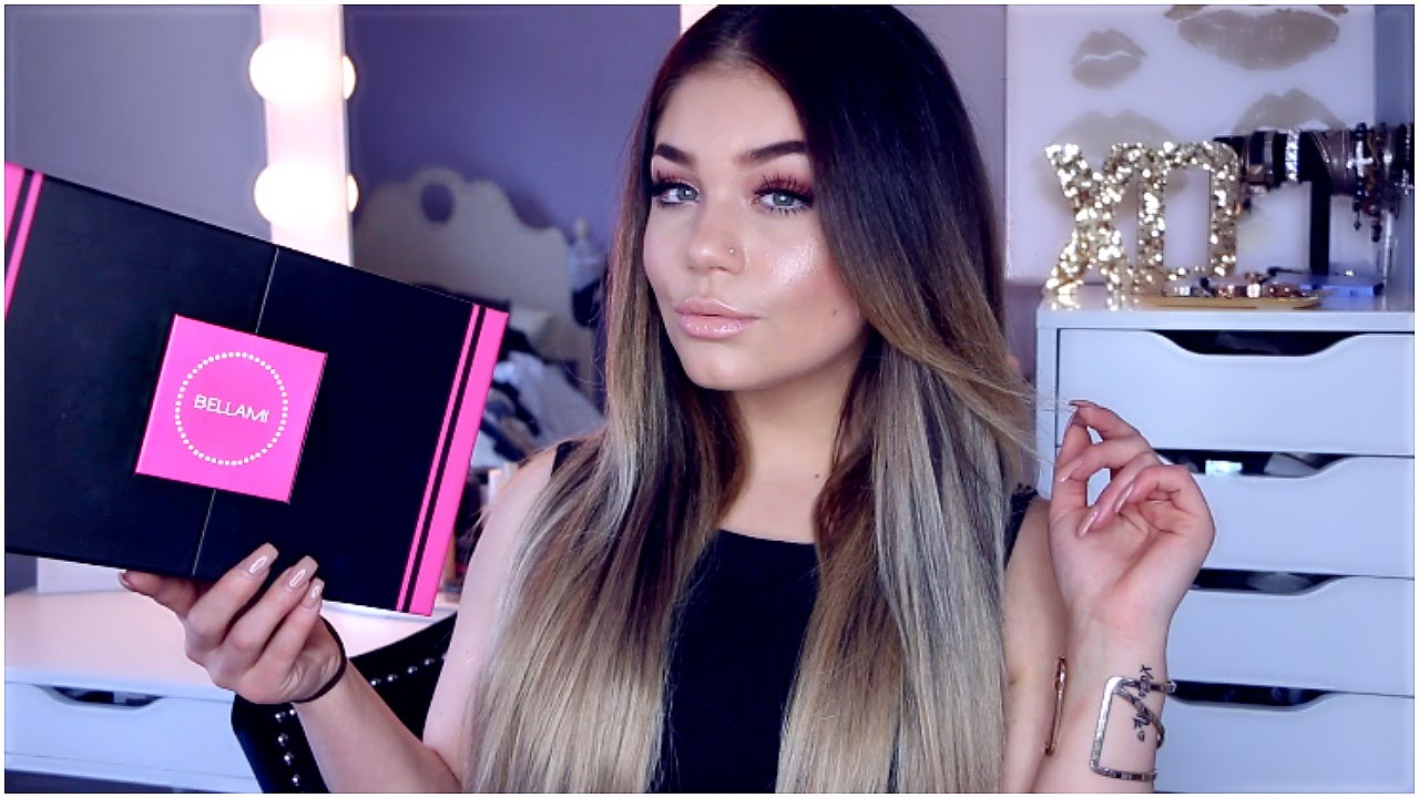 Bellami Hair Extensions Review Thoughts Blissfulbrii Youtube