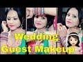 Indian Wedding makeup tutorial   Wedding makeup at home   Wedding makeup for girls  Hindi  