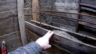 видео Бетонирование стен и перегородок | Строительный справочник | материалы - конструкции - технологии
