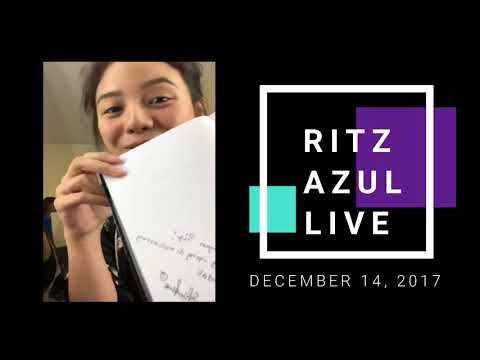 Ritz Azul Live - Dec 14