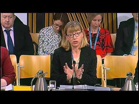 Public Audit Committee - Scottish Parliament: 9th December 2015