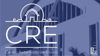 CRE AO VIVO - Os Reformadores #10 - Rev. Ronaldo Vasconcelos