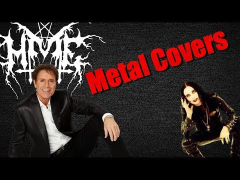Metal Covers of Non Metal Songs