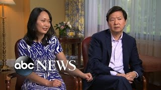 Video How Comedian Ken Jeong Helped His Wife Fight Breast Cancer download MP3, 3GP, MP4, WEBM, AVI, FLV November 2017