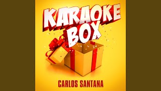 Maria Maria (Instrumental Karaoke Playback Without Percussions) (Made Famous By Carlos Santana)