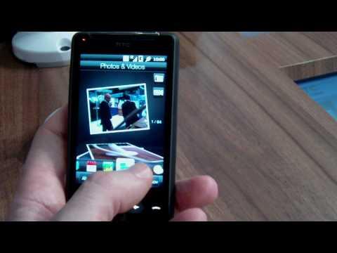 HTC HD mini @geeks.hu