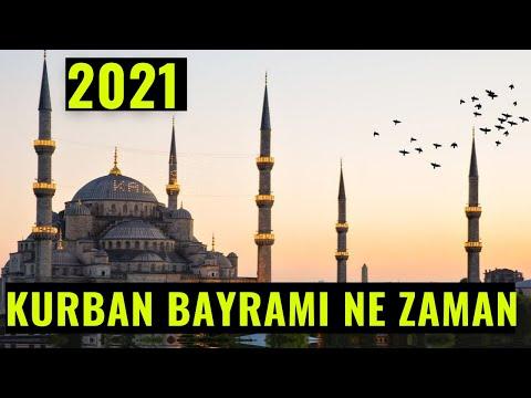 2021 Kurban Bayramı Ne Zaman ? Hangi Güne Denk Geliyor ?