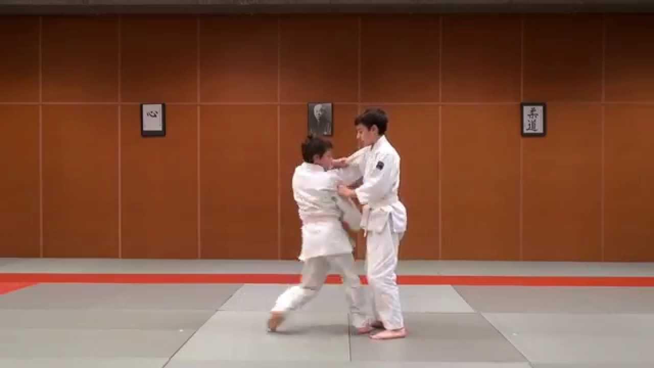 Norbert Jakob Samourai - Judo Examen Ceinture Jaune - Florent et Pablo e42af975c1f