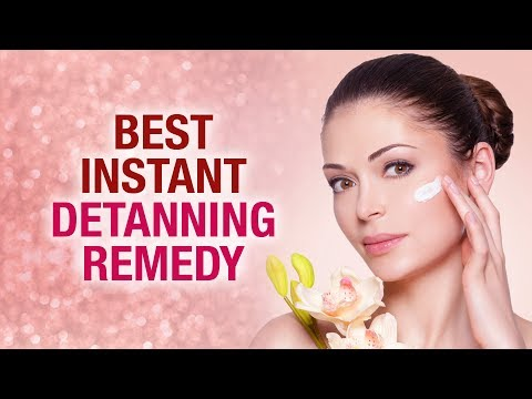 Best Instant Detanning Remedy - Beauty Expert The Soumi - Soumis Can Wonder