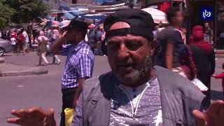 تجار في قطاع غزة يشكون تراجع الحركة الشرائية عشية العيد وبدء موسم المدارس - (20-8-2018)