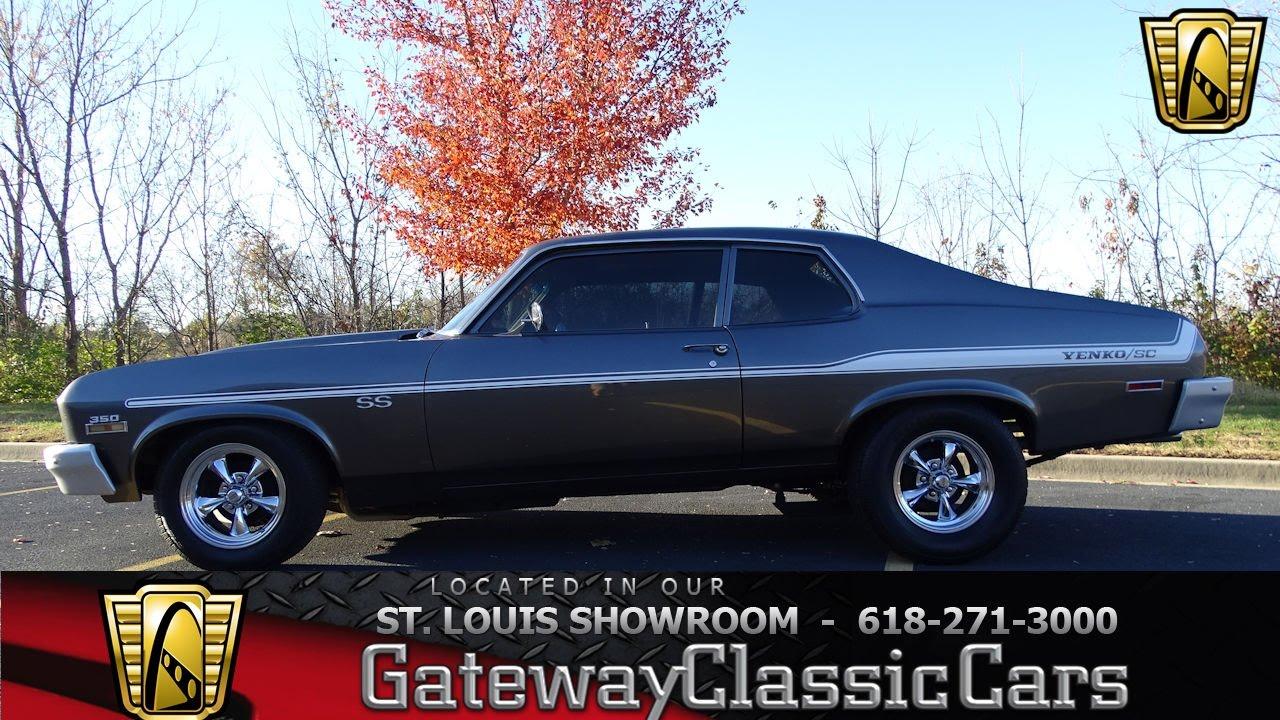 Chevrolet Nova Gateway Classic Cars Of St Louis Youtube