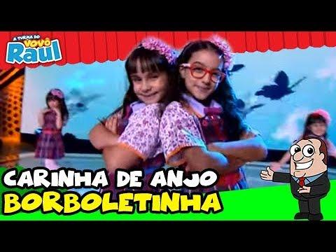CARINHA DE ANJO - Borboletinha