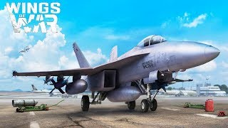 Wings of War - Android Gameplay (Multiplayer PvP Combat)