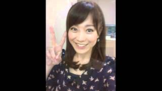 TBS江藤愛さん 円形脱毛症だった話 2014年9月13日  thumbnail