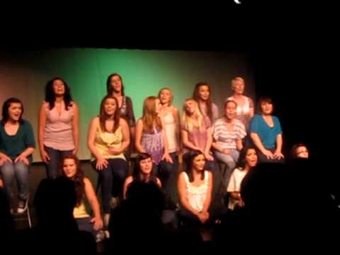 Goodbye Until Tomorrow (Vocal Jazz) 5-12-11