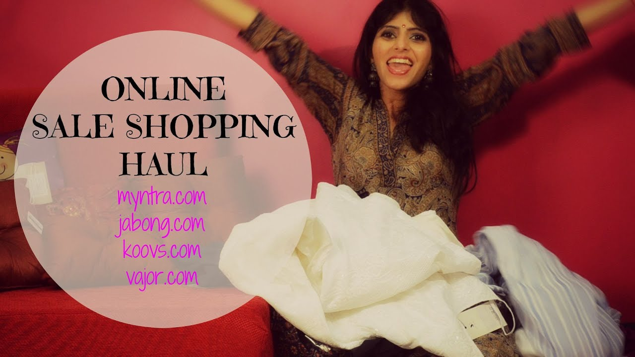 Online shopping sales today india