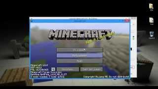 Como Descargar Minecraft No Premium 1.6.4 Mas Forge con Optifine