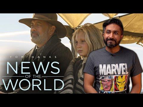 مراجعة فيلم - News of the World (2020) - Movie Review