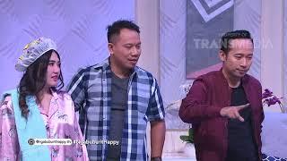 NGABUBURIT HAPPY - Vicky Jadi Buaya Darat Lagi?! (19/5/18) Part 1
