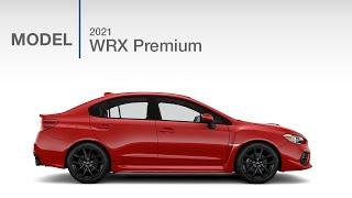 homepage tile video photo for 2021 Subaru WRX Premium | Trim Review