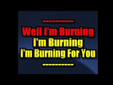 Blue Oyster Cult   Burnin' For You   BJ Karaoke