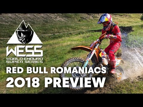 Everything you can expect from Red Bull Romaniacs 2018. | Enduro 2018
