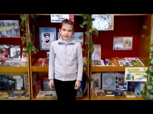 Изображение предпросмотра прочтения – КатяБородина читает произведение «Розы» И.А.Бунина