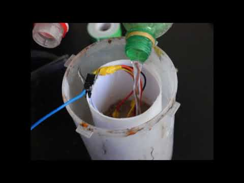 How To Make Sulfuric Acid By Electrolysis